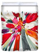 Party Bouquet IIi Pf Duvet Cover