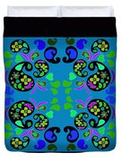 Pasley Print Duvet Cover