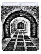 Passage, La Seu, Palma De Duvet Cover
