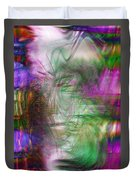 Passage Through Life Duvet Cover
