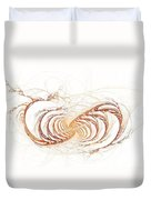 Passage To Clarity Duvet Cover