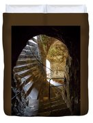 Passages - Dover Castle Duvet Cover