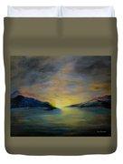 Passageway Sunrise Duvet Cover