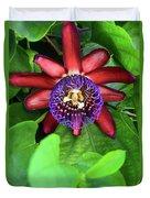 Passion Flower Ver. 15 Duvet Cover