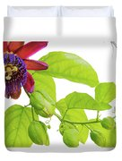 Passion Flower Ver. 9 Duvet Cover