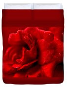 Passion For Flowers. Sensual Petals Duvet Cover