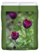 Passionate Purple Duvet Cover