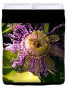 Passionflower Duvet Cover