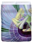 Passionflower Vine Duvet Cover