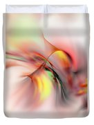 Passions Flame Duvet Cover