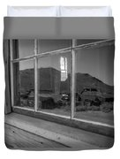 Past Reflections Duvet Cover