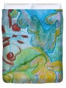 Pastel 18 Duvet Cover
