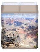 Pastel Canyon Duvet Cover