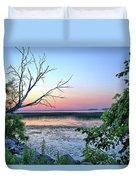 Pastel Clear Lake 3 Duvet Cover
