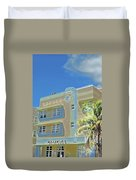 Pastel Hotel Duvet Cover