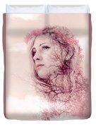 Pastel Morning Duvet Cover