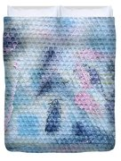 Pastel Promontory Duvet Cover