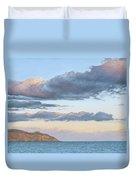 Pastel Sky Duvet Cover