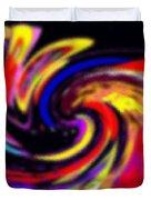 Pastel Voyager Duvet Cover