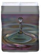 Pastel Water Sculpture 11 Duvet Cover