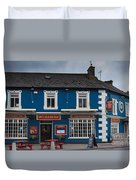 Pat Collins Bar Duvet Cover