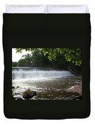 Patapsco Valley State Park - Bloedes Dam Duvet Cover