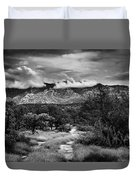 Path Of Contradiction Duvet Cover