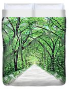 Path Of Life Duvet Cover