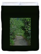 Path To Adventure Duvet Cover