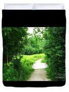 Pathway Duvet Cover