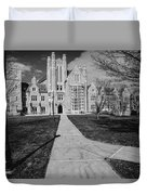 Pathway To The Law Duvet Cover