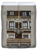 Patrick Henry Hotel Roanoke Virginia Duvet Cover