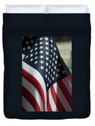 Patriotism Duvet Cover