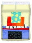 Pattern # 6 Duvet Cover