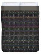 Pattern 105 Duvet Cover