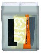 Pattern Grid # 16 Duvet Cover