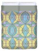 Pattern Of Serenity Duvet Cover