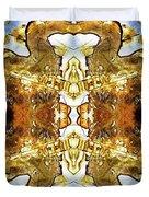 Patterns In Stone - 146b Duvet Cover