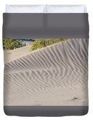 Patterns In The Sand Duvet Cover