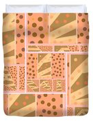 Patterns Of Finding Solace 200 Duvet Cover