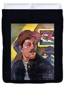 Paul Gaugin (1848-1903) Duvet Cover