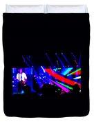 Paul In Concert Duvet Cover