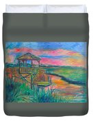 Pawleys Island Atmosphere Stage One Duvet Cover