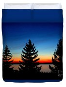 Peace And Quiet 3 Duvet Cover