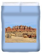Peace And Solitude Duvet Cover