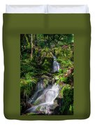 Peace And Tranquility Too Duvet Cover