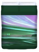 Peace Is Colorful 3 Duvet Cover