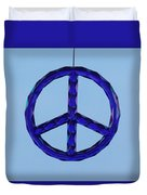 Peace Duvet Cover