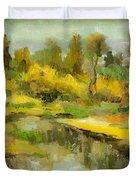 Peaceful 2 Duvet Cover