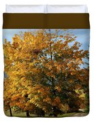 Peaceful Country Road Duvet Cover